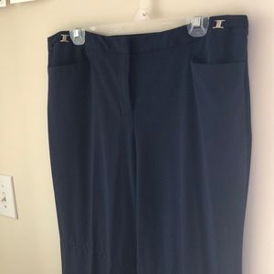 NY&C Navy Stretch Trousers